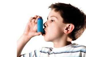 Asthma Boy