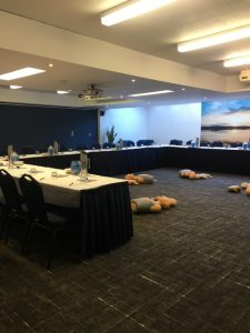 Parklands Apartment and Hotel Venue for first aid courses in Canberra.